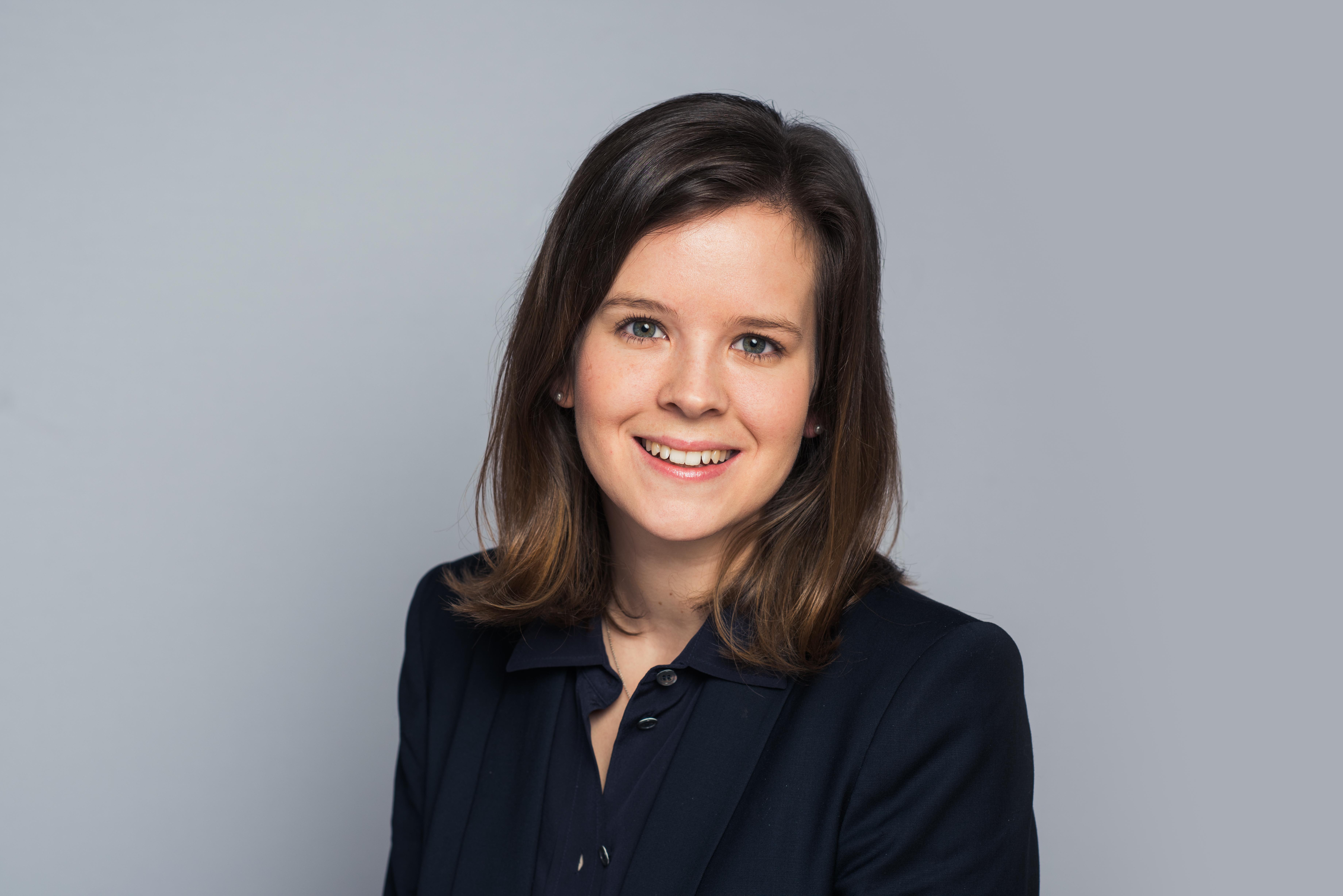 Portrettbilde, Caroline Klæth Eriksen