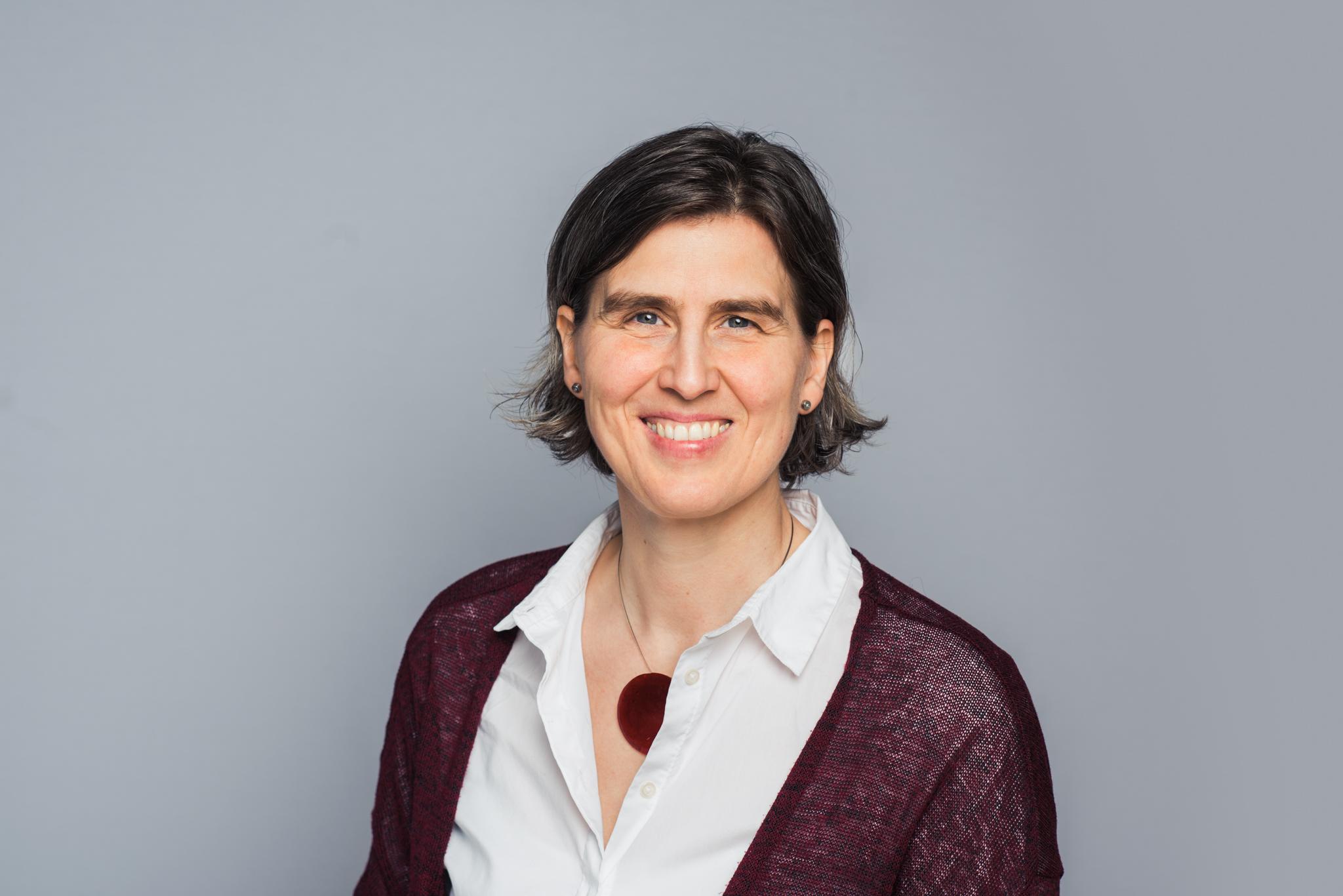 Portrettbilde, Jonina Hermannsdottir