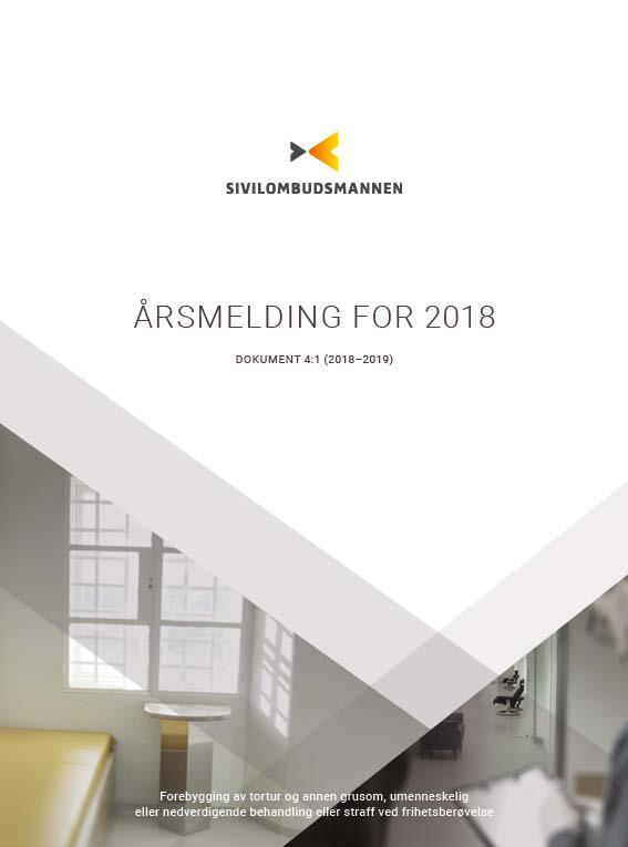 Årsmelding for 2018