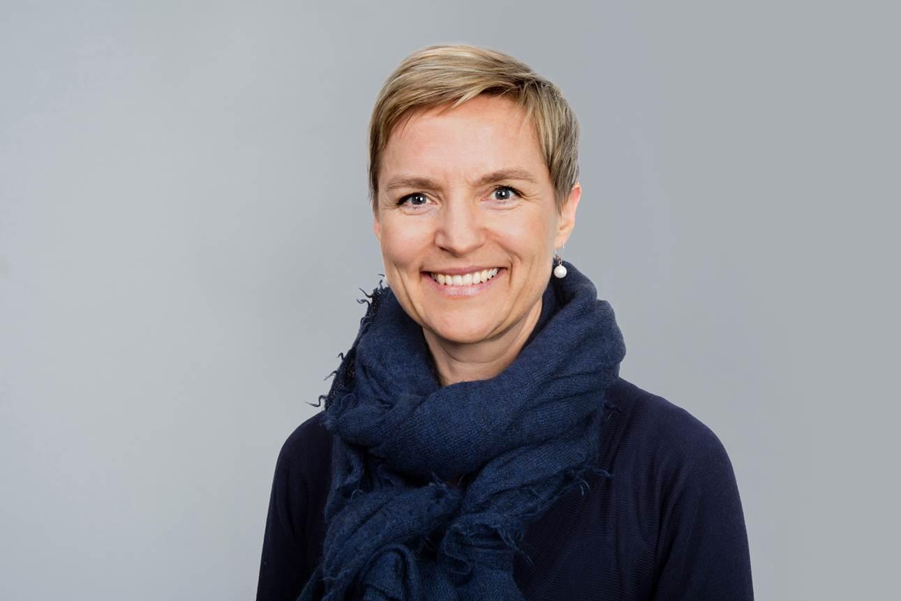 Portrettbilde, Helga Fastrup Ervik